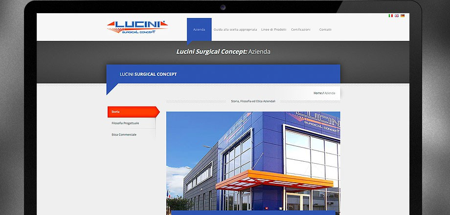 Lucini Surgical Concept