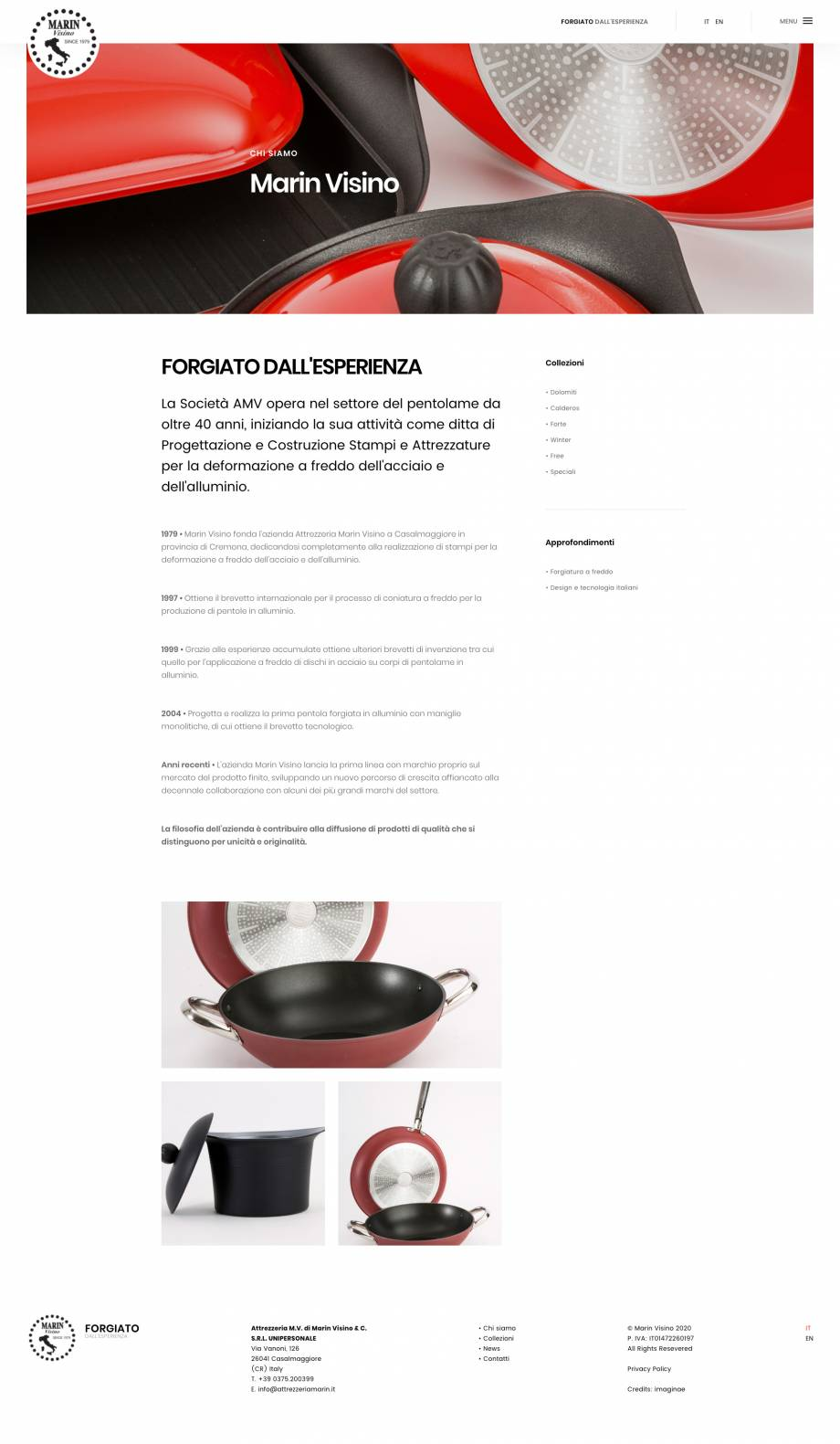 Web Design, Fotografia, Web Site, Still Life, Responsive Smartphone & Tablet,